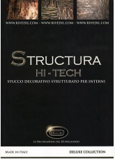 Декоративна мазилка Structura HI-TECH